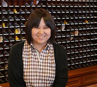 くだまつ健康パーク主任 竹中 加奈子の写真