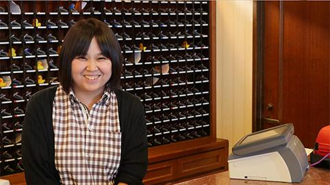 くだまつ健康パーク 主任 竹中 加奈子の写真